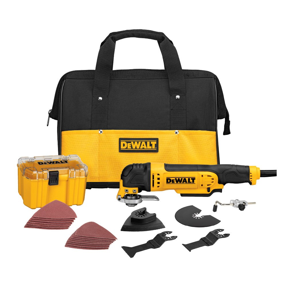 DEWALT - 300W MULTI-TOOL WITH ACCESSORIES - XMS19DMULT