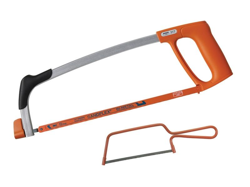 BAHCO HACKSAW AND JUNIOR HACKSAW PACK - XMS19HACK2