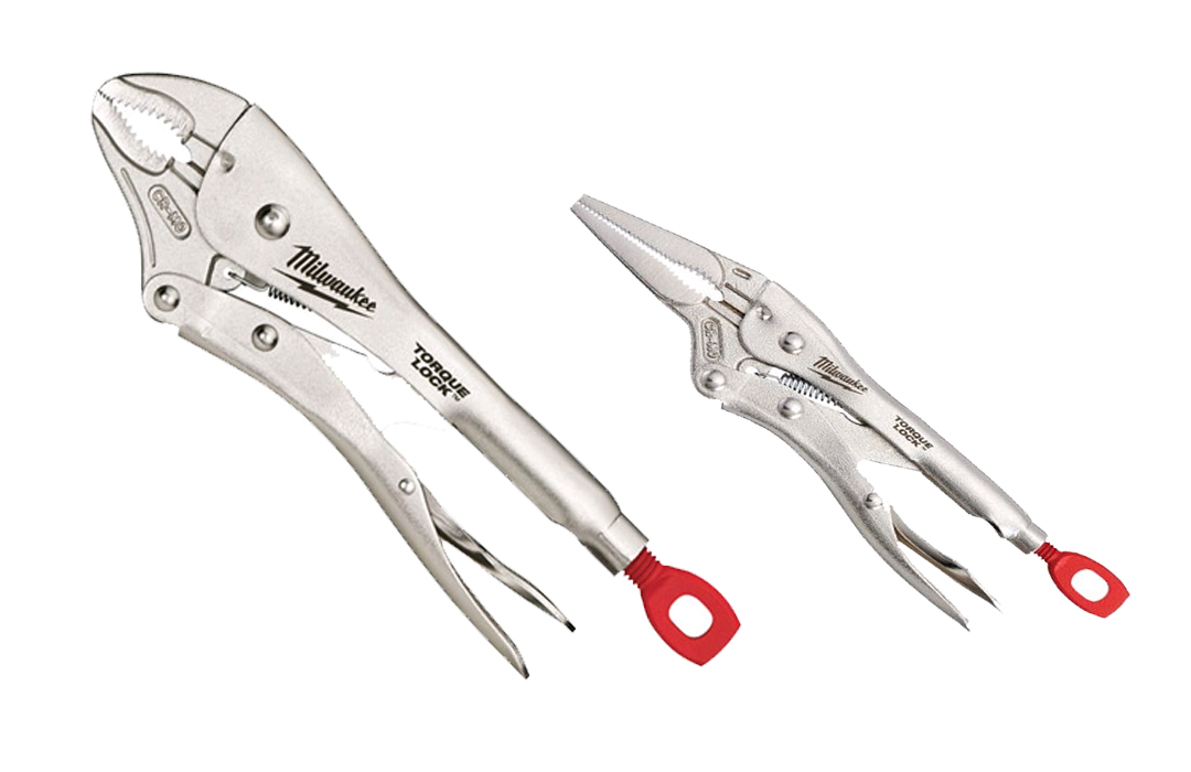 MILWAUKEE - LOCKING PLIER TWIN PACK - XMS19LOCKTP