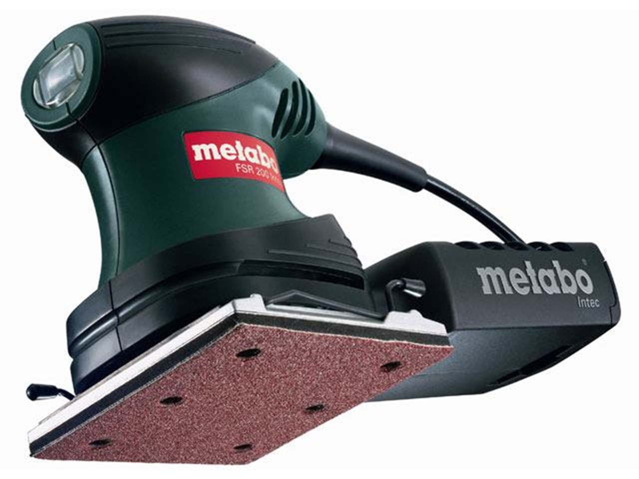 Metabo FSR-200 1/4 Sheet Intec Orbital Palm Sander 200W 240V - METFSR200