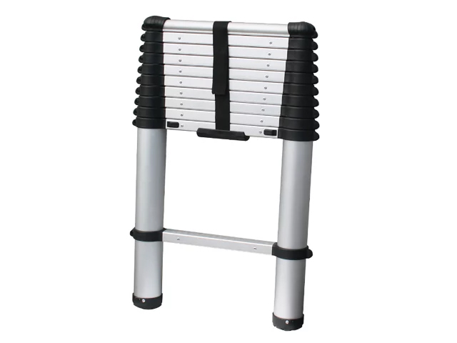 Zarges Soft Close Telescopic Ladder 0.77m to 2.9m - 100599