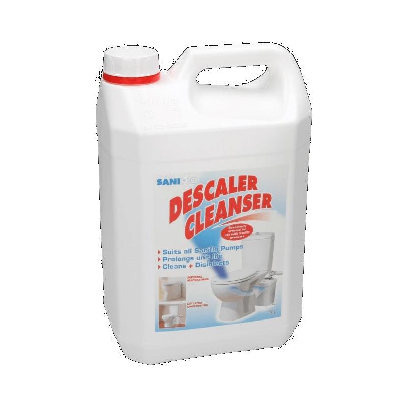 SANIFLO DESCALER CLEANSER 5 LTR