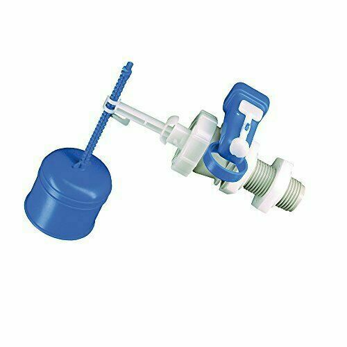 DUDLEY HYDROFLO SIDE ENTRY FLOAT VALVE PLASTIC TAIL (313079)