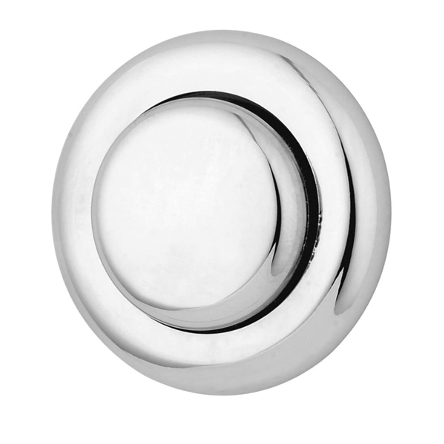 THOMAS DUDLEY ROYAL 51MM BUTTON SINGLE FLUSH